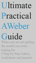 The Ultimate Practical AWeber Guide to hyperdrive every email marketing campaign